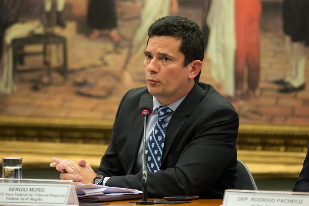 Sergio Moro anuncia Roberto Leonel para secretário da Coaf