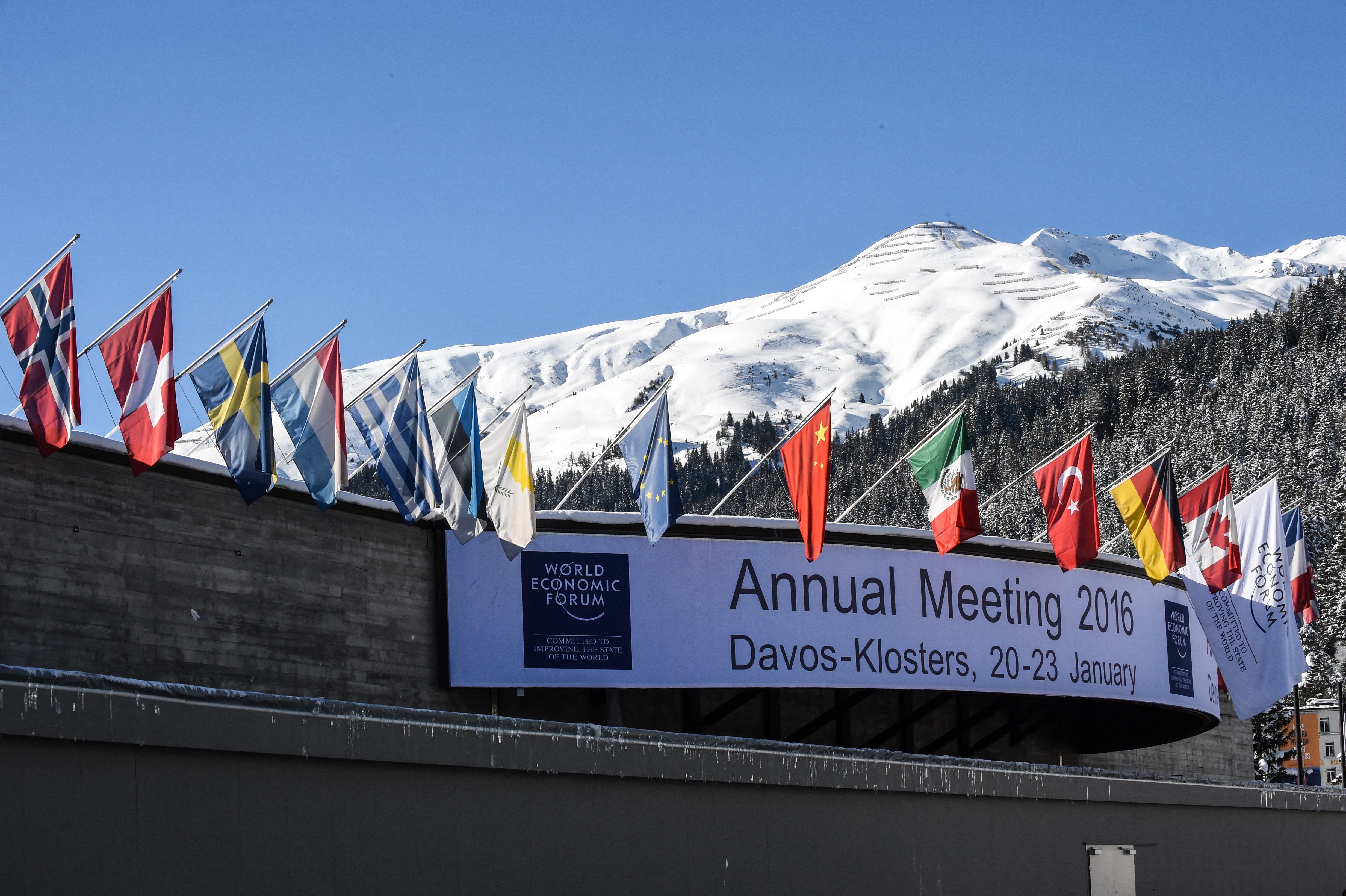 Davos: Confira a agenda para o segundo dia do evento