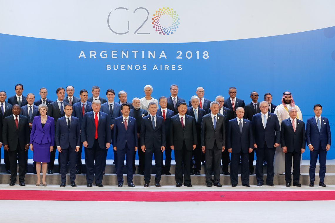 G20 considera necessária ação conjunta contra o coronavírus