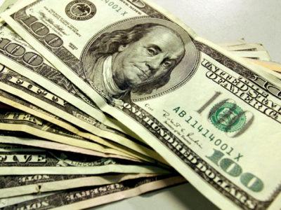 O dólar