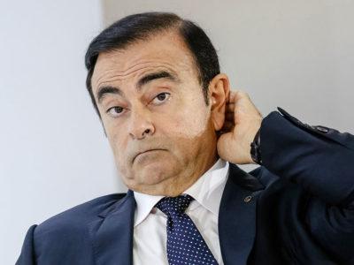 Nissan entra com ação contra Ghosn e pede idenização de US$ 90 mi