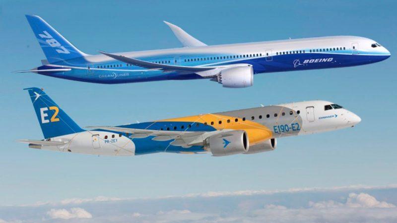Embraer (EMBR3) abre processo de arbitragem contra Boeing