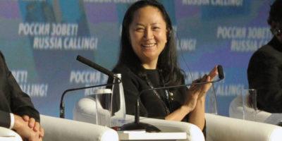 EUA querem acusar de fraude a diretora da Huawei