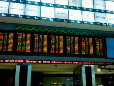 Saldo negativo de investidores estrangeiros atinge R$ 5,2 bi em novembro