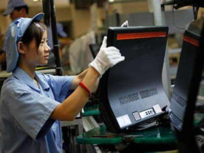 Produção industrial brasileira tem recuo de 1,3%, segundo IBGE