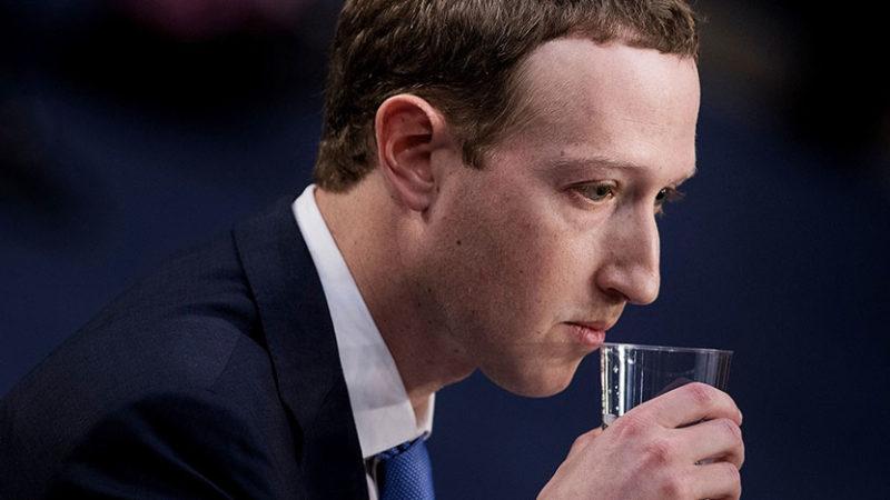 Facebook cedeu dados de usuários a gigantes da tecnologia