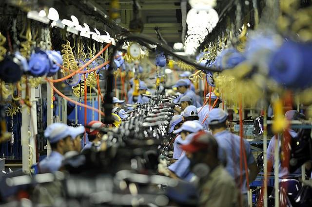 Confiança da Indústria avança 1,7 ponto em novembro
