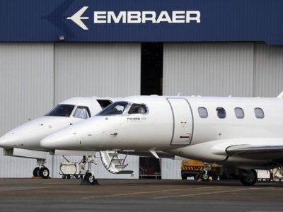 Embraer lança primeiro jato militar após fusão com a Boeing