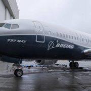 Boeing identifica novo problema de software no 737 Max