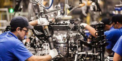 Produção industrial tem alta em 10 regiões no mês de abril
