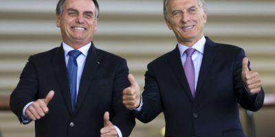 Macri afirma estar conversando com Brasil sobre comércio livre com os EUA