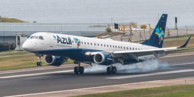 Azul (AZUL4) adia recebimento de 82 aviões para 2024
