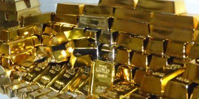 Ouro ultrapassa US$ 1.400 pela primeira vez desde 2013