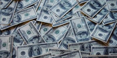 Dólar encerra em alta de 0,148% cotado a R$ 4,1912