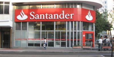 Santander (SANB11): lucro líquido cai 41% no 2T20, para R$ 2,02 bilhões