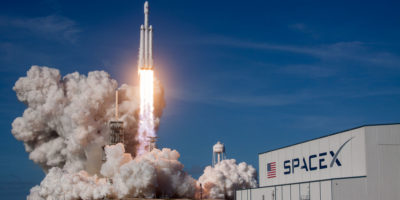 SpaceX planeja arrecadar até US$ 1 bi, com valuation de US$ 44 bi