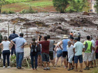 Desastre da Vale em Brumadinho