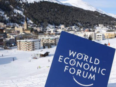 Fórum Econômico Mundial de Davos acontecerá normalmente em 2021