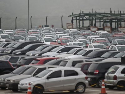 Produção de veículos apresenta queda de 7,1% em novembro