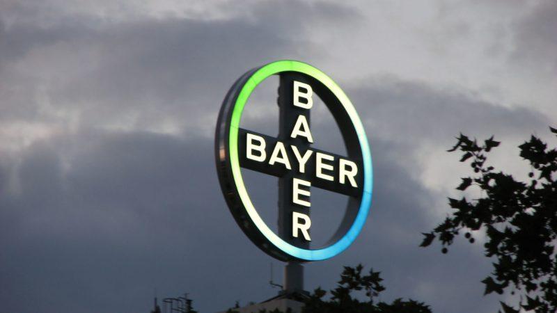 Bayer registra prejuízo de 9,5 bilhões de euros no 2T20
