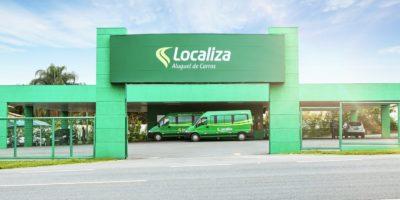 Localiza (RENT3) anuncia fechamento de lojas de seminovos