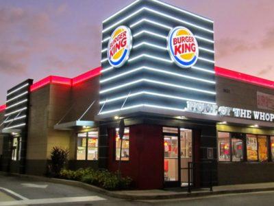 Ameriprise reduz sua participação acionária no Burger King Brasil