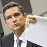 Compulsório está muito elevado, diz presidente do Banco Central