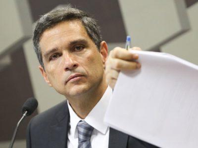 Economia teria crescido até 1,54% sem choques, diz Campos Neto