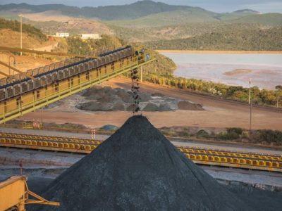 Vale (VALE3) apresenta queda de 18,2% na produção de minério do 1T20
