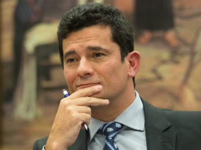 Bolsonaro quer nomear Sérgio Moro no STF