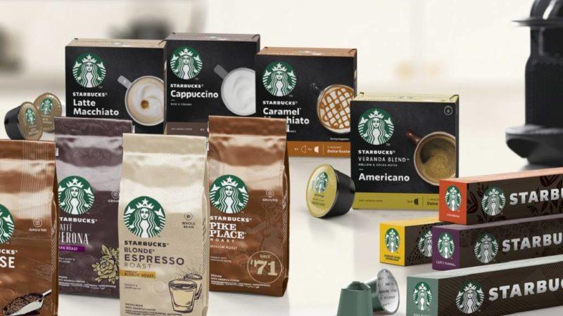 Nestlé começa a vender café da Starbucks no Brasil