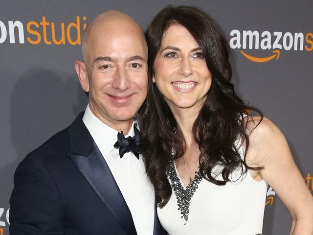 Divórcio torna Mackenzie Bezos a 4ª mulher mais rica do mundo