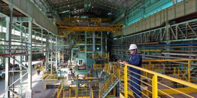 Usiminas (USIM5) vai gastar R$ 1,858 bilhão em reforma de alto-forno