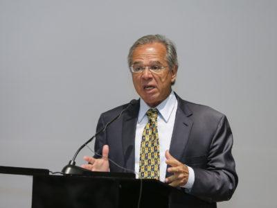 Paulo Guedes diz que Brasil negocia criação de área de livre comércio com a China