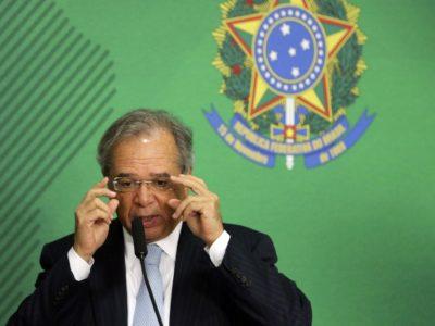 Reforma administrativa será entregue na próxima semana, diz Guedes