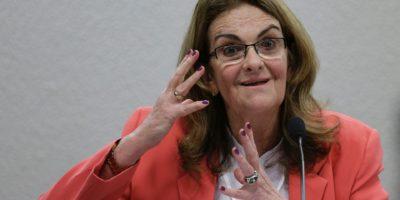 CVM acusa Graça Foster de interverir em investigação sobre Abreu e Lima