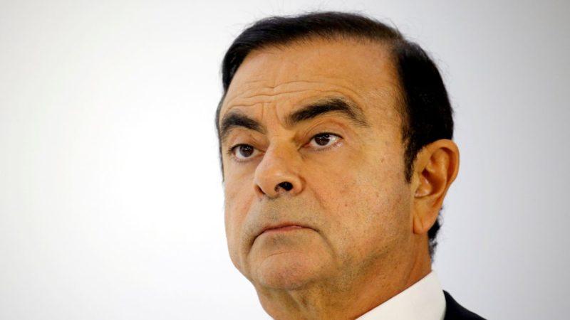 Carlos Ghosn processa Renault para receber aposentadoria