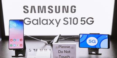 Samsung lança seu novo Galaxy, o primeiro smartphone com 5G do mundo