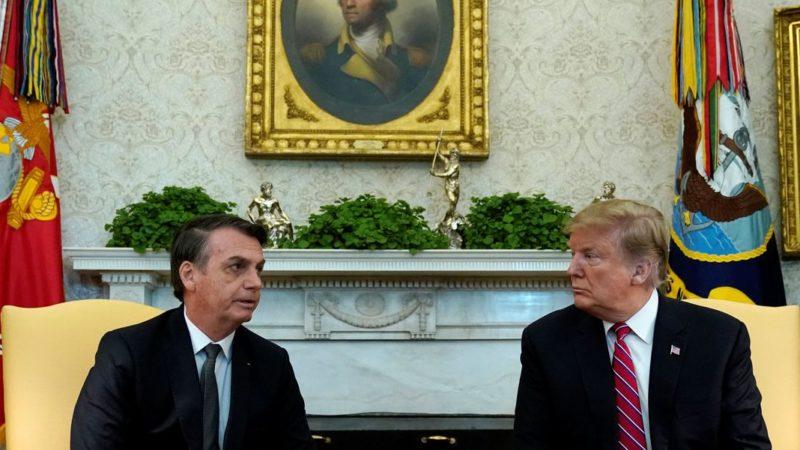 Embora promessa de Trump, Brasil não espera apoio dos EUA na OCDE