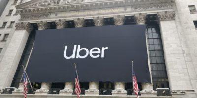 Uber teve queda de 80% no número de viagens devido à pandemia