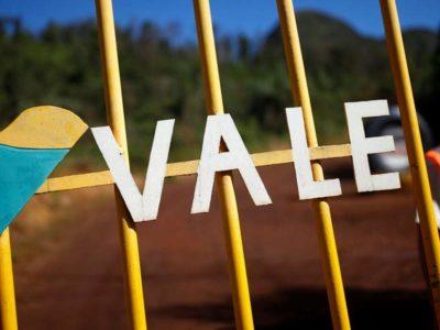 Vale (VALE3) confirma dano a embarcação de minério de ferro