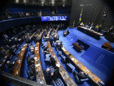 Reforma da Previdência é aprovada no plenário do Senado