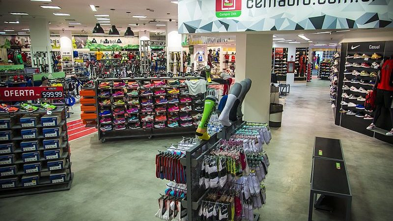 Cade aprova compra da Nike do Brasil pelo dono da Centauro (CNT03)