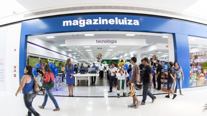 Magazine Luiza eleva oferta após nova proposta da Centauro pela Netshoes