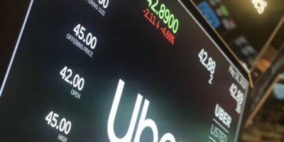 Ações da Uber continuam caindo e têm perda de 10% no 2º pregão