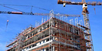 Índice de confiança de construção avança 0,4 ponto em outubro