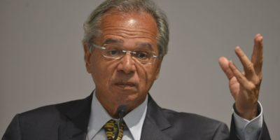 Modelo de partilha motivou falta de interesse na cessão onerosa, diz Guedes