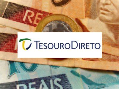 Títulos do Tesouro Direto operam em queda nesta segunda-feira