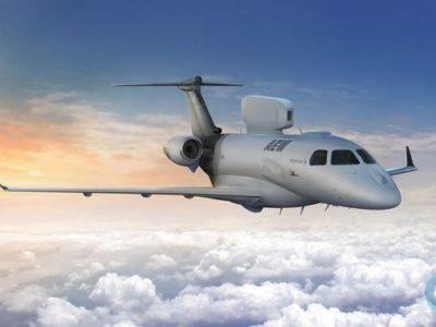 Embraer P600 AEW