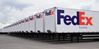 FedEx anuncia que não vai mais fazer entregas da Amazon